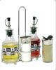 Glass oil&vinegar bottle
