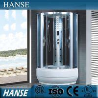 HS-SR056 small size white steam room/steam box shower/steamroom