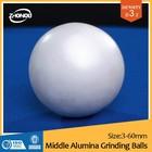 Alumina ceramic balls for ball mill or ceramics body