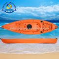 En plastique de pêche unique kayak,( dh- vénus)