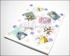 Nice cartoon printed PP organ file bag for students