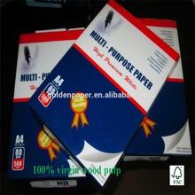 OEM Letter Size Copy Paper 75gsm