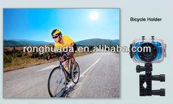 bike traveler's mini digital camera digital video camera