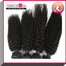 Good Quality Popular Kinky Curly Hair Malaysian Hair For African Hair Braids