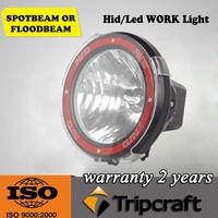 TRIPCRAFT 35W 55W 75W Off Road HID Work Light 4inch 7inch 9inch HID Offroad Light Work Lamp 4WD High Power Truck Hid Work Light