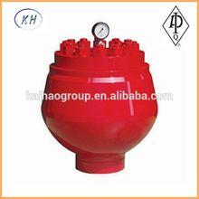 API Pulsation Dampener Used For drilling Mud Pump