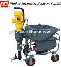 JP25 wall plastering machine for mortar, gypsum, fireproof