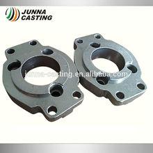 2014 new technology ductile iron sand casting turbine box end cap 80-60-03 ductile iron