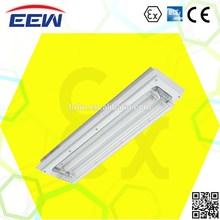 Explosion-proof lustration fluorescent Light fittings for hazardous location