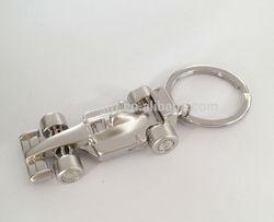 Formula Sport car racing gifts truck shape zinc alloy metal keyring, keychain, key holder, key ring, key chain, keytag, keyfob