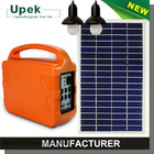 Used solar generators for sale with good quality solar panel