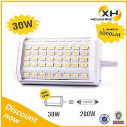 Big Cooling Fan Low Noise flood light r7s led flood lights, LED R7S J118 Lamp