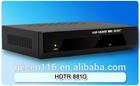 2014 mini tv Digital Set-top-box/DVB-T2 satellite TV receiver/HDTR881G