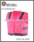 Kids Safety Vest, Conforms to European Standard