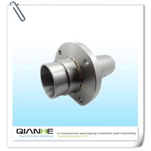 Qianhe cnc turning parts&cnc brass lathe mechanical parts