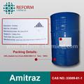 Controle de pragas amitraz solução amitraz 10% ec 12% ec 12.5% ec 20% ec amitraz pesticidas