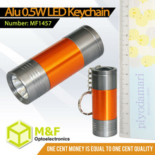 The Mini Powerful Best CREE LED Key Chain Torch Flashlight