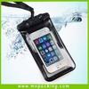 2014 Hot Selling Promotional PVC Plastic Waterproof Bag for Phone