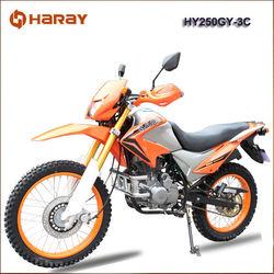 Cheap China Motorcycle! China Off Road Motorcycle, 150cc 200cc 250cc Off Road Motorcycle HY250GY-3C