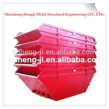 skip bin/waste bins/metal bins/crane bin/hook bins/merrell bin manufacture