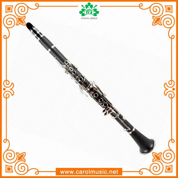 Cl103 Professional color black clarinete