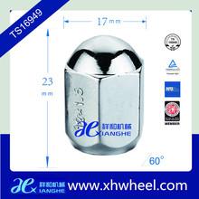 Wheel nut m22x1.5/Truck wheel nut/Racing wheel nutsBy Ningbo Fenghua Xianghe Machinery Manufacturing Co.,Ltd.