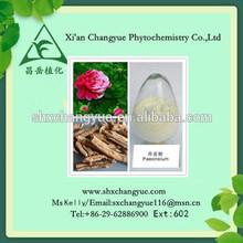 Face whitening natural tree peony bark extract powder