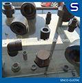 El precio bajo, de alta calidad de la reducción de weldolet threadolet a105 proveedor