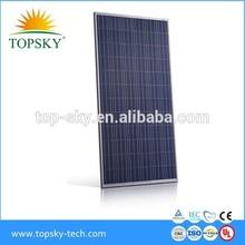 Solar panel price 290W~310W, solar panel with TUV, MCS, CQC, INMETRO, etc certificates for hot sale