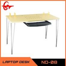 2014 son ofis masa tasarımı modern kullanılan masif ahşap masa