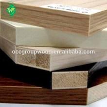 1220x2440mm Melamine Laminated Plywood Manufacturer Melamine Plywood 1220x2440mm melamine coated plywood