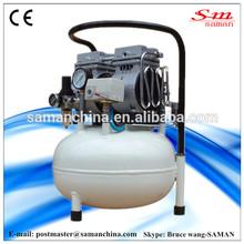 550W 35L oil free mute piston dental air compressor