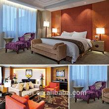 Luxury modern five star hotel bedroom suite bedroom sets YD-664