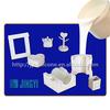 silicone rubber scrap and sticker