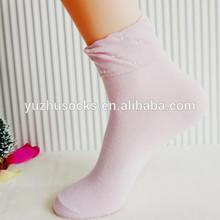 Lovely cheap plain crew elite socks/sox woman