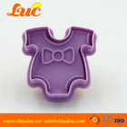 Baby cloth cookie cutter Mini cookie sets Wholesale biscuit mold
