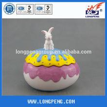 Ceramic Christmas Gift Porcelain Cookie Jars