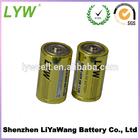1.5 V LR20 D Size Alkaline Dry Cell Torch Battery