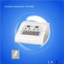 Portable Skin Scrubber Skin Care Machine RU-8302