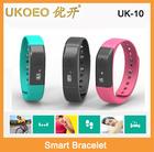 Fashion Cheap Wristband Intelligent Calorie Smart Bluetooth Watch/Bracelet (UK-10)