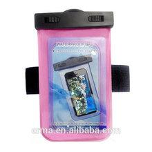 Universal Mobile Phone PVC Waterproof Phone Bag