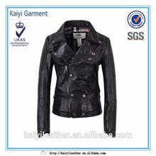 2015 directo de fábrica de moda a prueba de viento chaqueta de montar negro