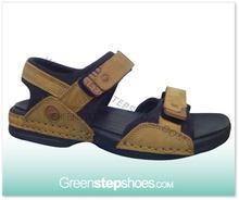 newest brand sport sandals first grain leather upper sandal men sandals