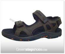 first grain leather upper sandal chinese sandals boys sandal