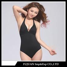 Sexy siamesed high waisted bikini suitable for european&american