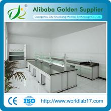 Shuokang full steel work bench, lab furniture