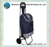 newest trolley shopping bag with chair/shopping trolley bag/shopping bag with wheels