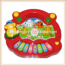 animal Musical toy baby organ,Toys organ