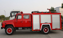 DFAC 140 water fire truck,foam fire truck,water foam fire fighting truck