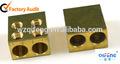 Medidor de componente eletrônico, metros de bronze, medidor de montagem de hardware